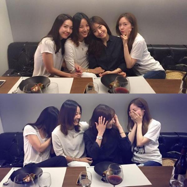 포트럭주식회사 SNS, 옥주현 공식 팬클럽 SNS