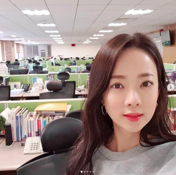 [사진=박은영 아나운서 SNS] 박은영 아나운서