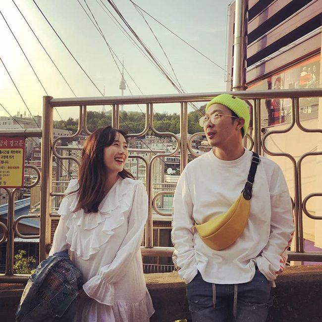 제일 친한 친구 하하♥별, 7년차 부부의 달달 데이트 [★SHOT!]