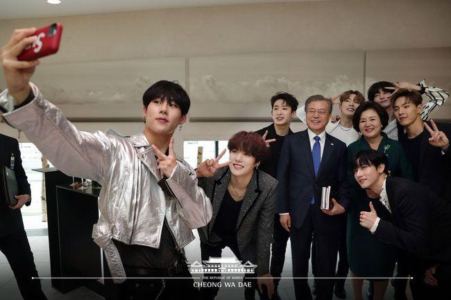 [사진] 청와대 SNS