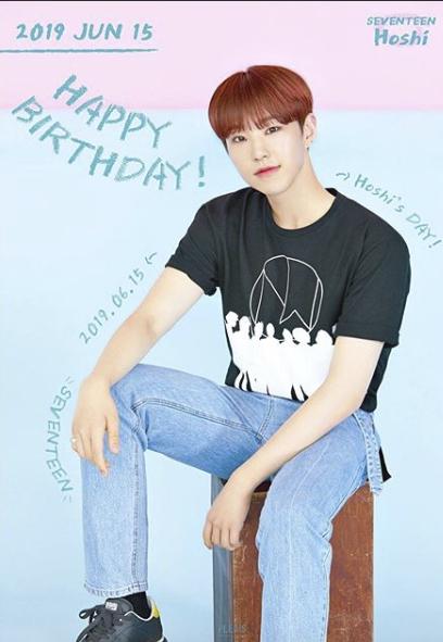 세븐틴 정한, 호시 생일 기념 바다여행 사진 공개..해피 호시 데이 [★SHOT!]