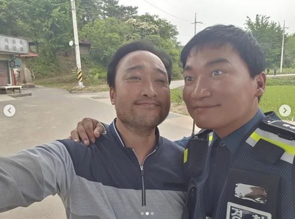 조재윤, 구해줘2 현장사진 공개..행복한 월추리 오늘밤도? 궁금하다 [★SHOT!]