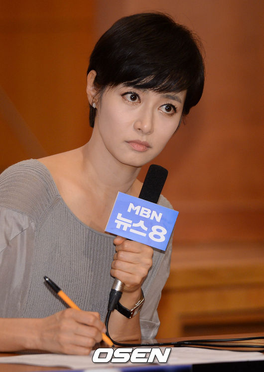 [OSEN=백승철 기자]새로 개편된 '뉴스8' MBN 김주하 앵커 복귀 첫 방송은 오는 20일 오후 7시 40분 방송된다. / baik@osen.co.kr