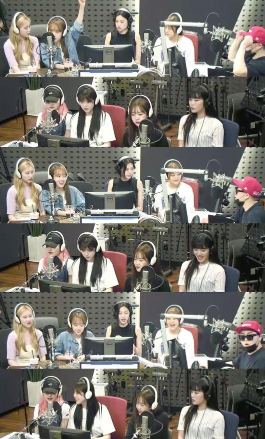 [사진=KBS 보는 라디오] '문희준의 뮤직쇼'에 출연한 걸그룹 위키미키