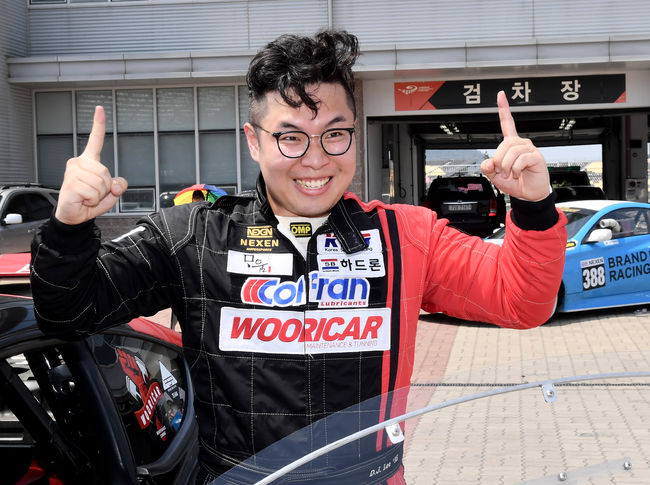 [넥센스피드레이싱 3R] GT300 개막전 우승자 이대준, 핸디캡 없으니 또!
