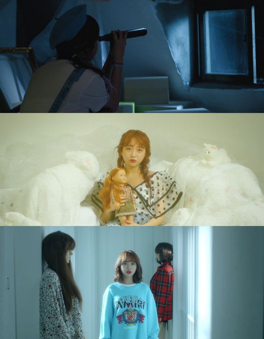 컴백 D-3 펀치, 신곡 LOVE ME MV 티저 공개..신비+몽환
