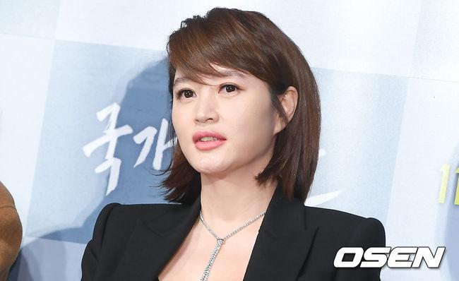 김혜수/ OSEN DB