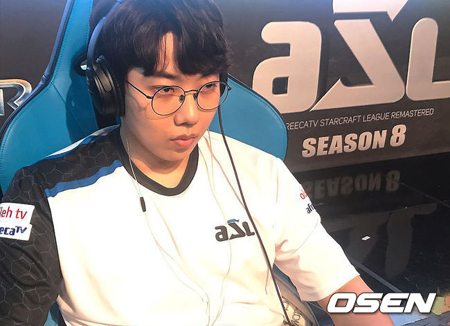 [ASL] 괴수 도재욱, 다크 앞세워 정영재-이재호 꺾고 4시즌 연속 16강