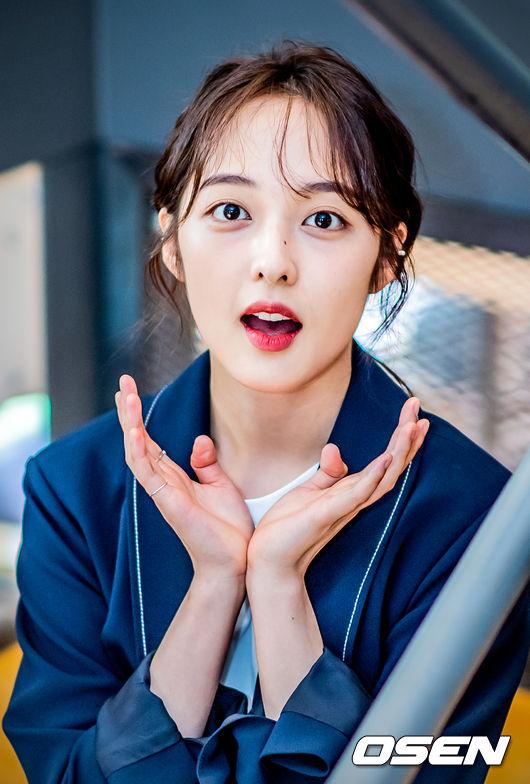 [OSEN=민경훈 기자] 배우 김보라 인터뷰. / rumi@osen.co.kr