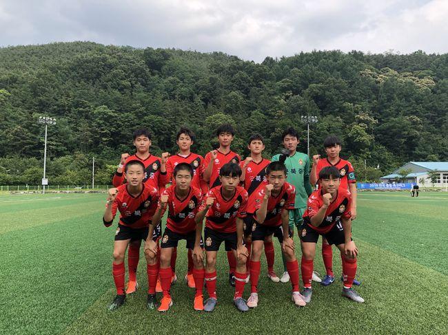 경남 U15 군북중, 2019 K리그 U15 챔피언십 참가