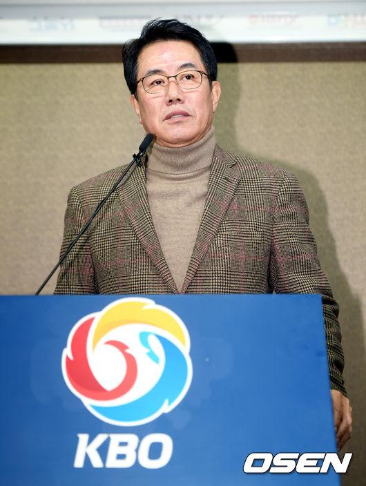 [사진] 김시진 국가대표팀 기술위원장 /OSEN DB