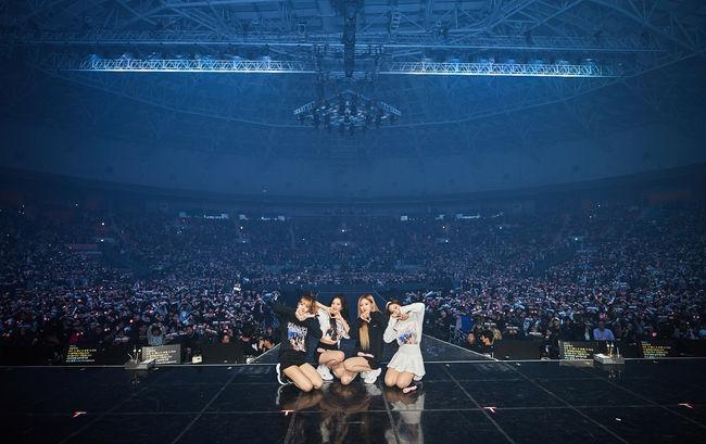 블랙핑크, 8월 8일 2018 서울 콘서트 DVD 발매..오늘부터 예약 판매