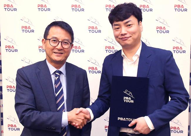 머신건 강민구,브라보앤뉴와 매니지먼트 계약