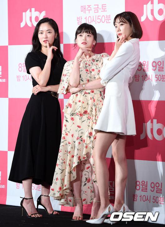 OSEN=이대선 기자] 8일 오후 서울 여의도 콘래드호텔에서 JTBC 새 금토드라마 '멜로가 체질' 제작발표회가 열렸다./sunday@osen.co.kr