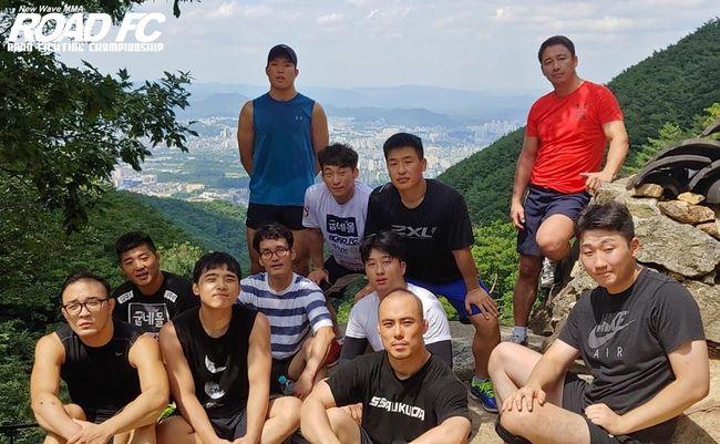 복귀 선언' 권아솔, ROAD FC 하반기 대회 출전하기 위해 훈련 시작