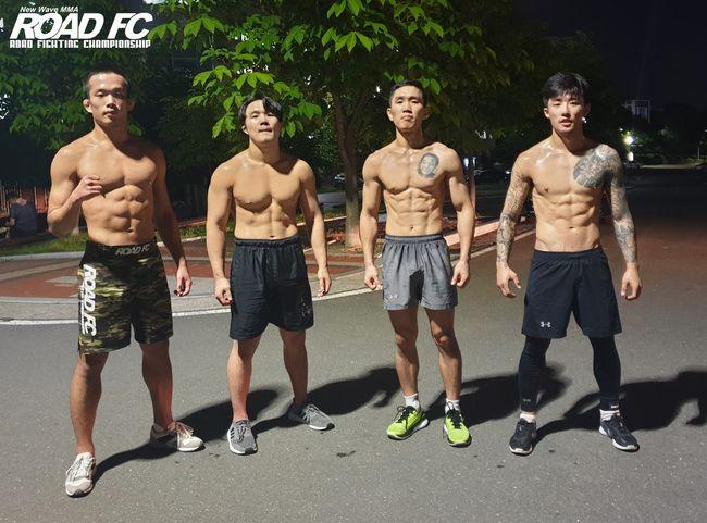 """ROAD FC 챔피언 노리는 박해진 """"거만한 이정영 눌러주겠다""""며 굳게 다짐"""