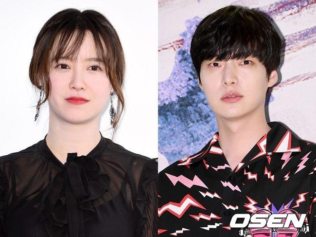 배우 구혜선(왼쪽), 안재현. OSEN DB