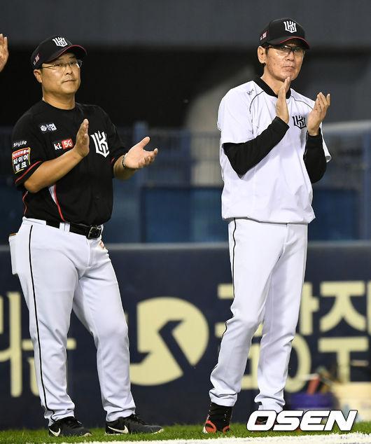 4연승 이강철 감독, 팀이 점점 강해지고 있다 [생생 인터뷰]