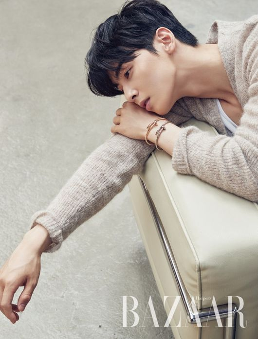 Cha Eun Woo Astro Attracts Every Look In New Series Of