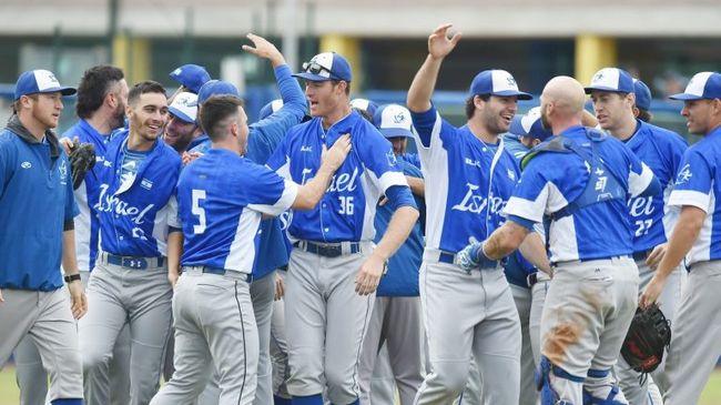 [사진] 이스라엘 야구 대표팀 / 출처 = WBSC(세게야구소프트볼협회)