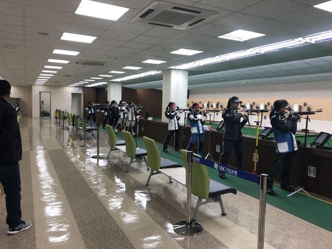 고교 최강전 사격대회, 18일부터 사흘간 충주서 개최
