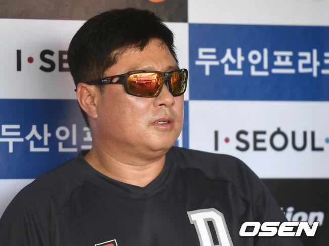 """'상무 2G 점검' 김태형 감독, """"선수 컨디션 좋더라"""" [KS 현장]"""