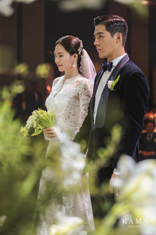 강남♥?이상화, 결혼 12일째 '행복 만끽'..달달한 몰디브 신혼여행 공개[종합]