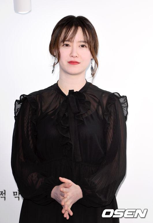 [OSEN=이대선 기자]배우 구혜선이 기자간담회에 앞서 포토타임을 갖고 있다. /sunday@osen.co.kr