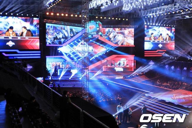 펜타스톰 한국 대표팀 '팀 올림푸스', AIC 2019 출전