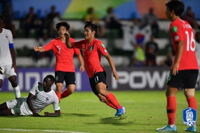 김정수호, U17 WC 멕시코전 선발 발표...사상 첫 4강 목표 [공식발표]