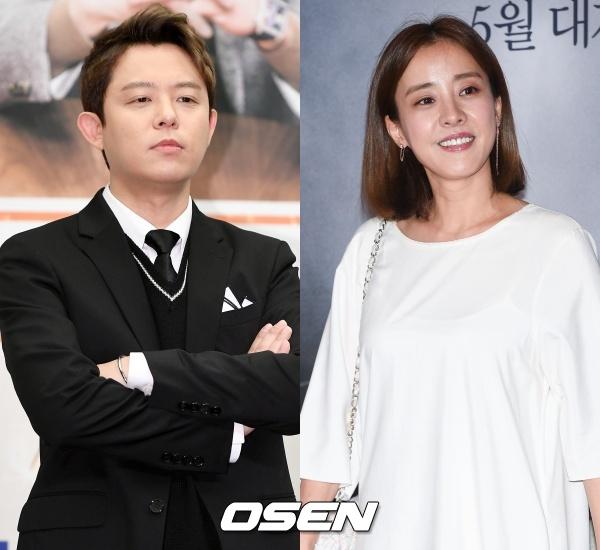 토니안, 박은혜 '우다사' 출연 응원