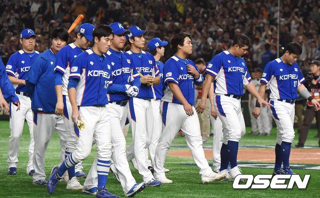 [사진]이틀 연속 웃지못한 대표팀