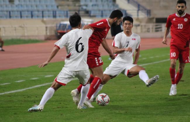 레바논-북한, 0-0... 벤투호, 승점 같으나 골득실 앞선 불안한 2위 지켜