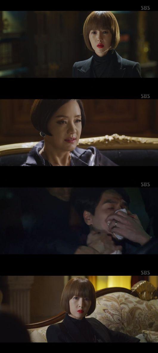 '시크릿부티크' 김선아, 장미희 복수 위해 김태훈도 버렸다 [종합]