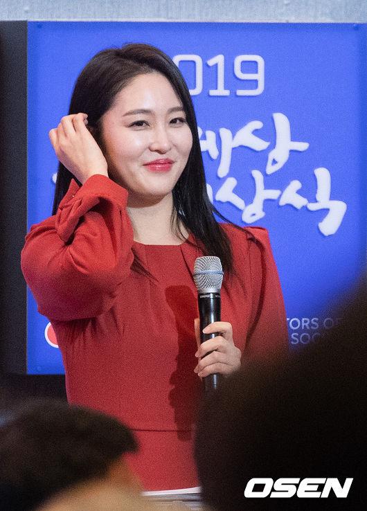 '도 넘은 악플 탓?'..신아영, 'MAMA' 드레스 인증샷→삭제→뜨거운 관심[종합]