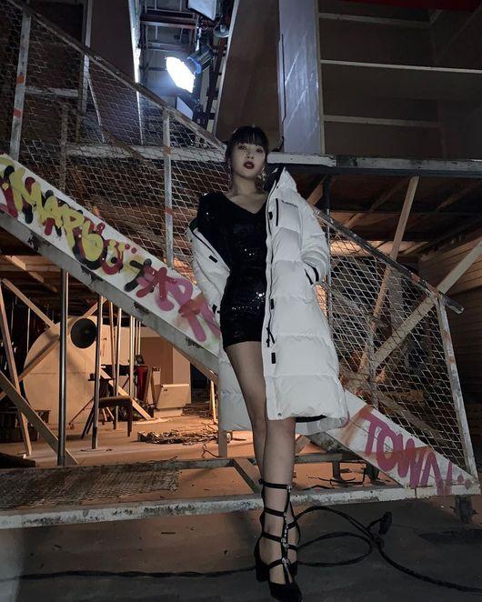 레드벨벳 조이 인스타그램