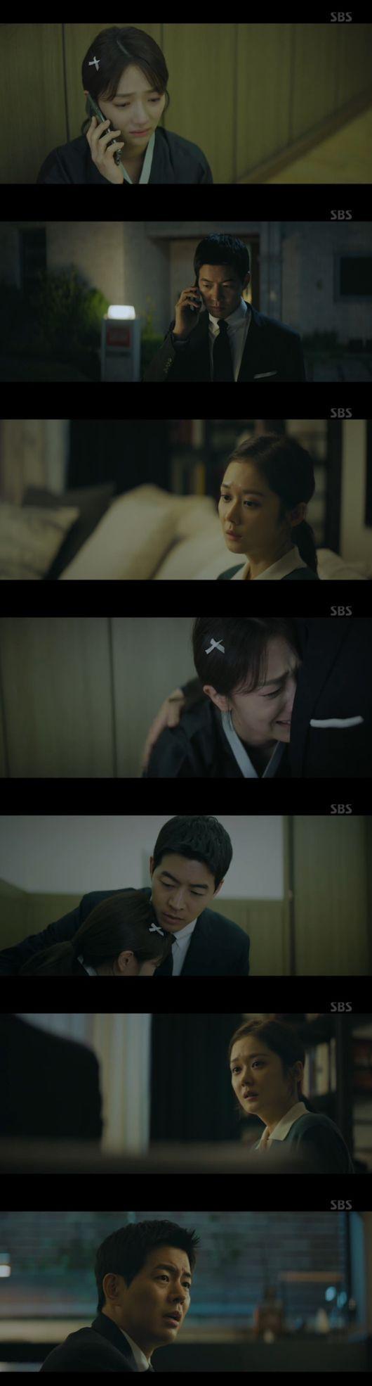'VIP' 이상윤→표예진 '충격엔딩'‥장나라 ''더 잃을 거 없어'' 폭풍전야 '예고' [어저께TV]