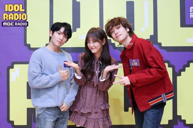 [사진=MBC 제공] 구구단 멤버 세정이 '아이돌 라디오'에 솔로로 출연했다.