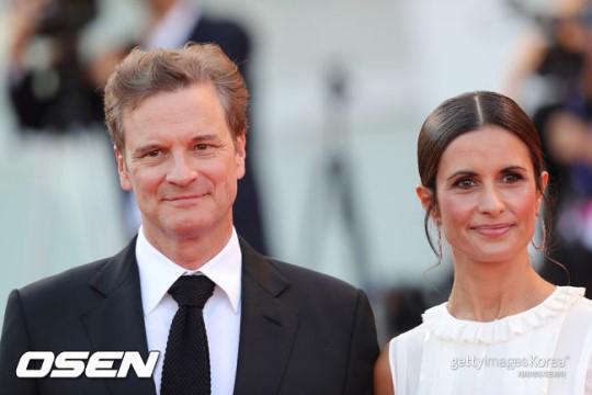 콜린 퍼스, 22년 만에 전격 이혼..'불륜 스캔들' 극복 못했다[Oh!llywood]