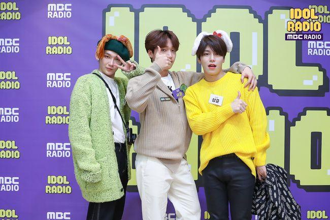 [사진=MBC 제공] JBJ95와 정세운이 '아이돌 라디오'에서 입담을 뽐냈다.