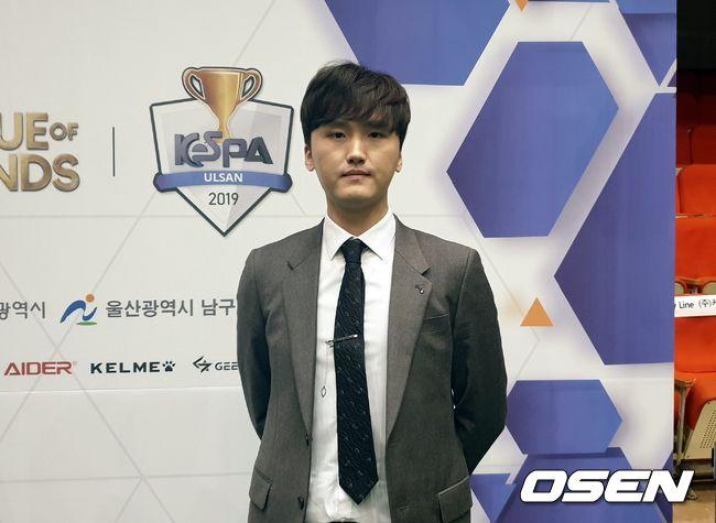 """[KeSPA컵] 강병호 샌드박스 감독, """"우리도 강팀임을 증명하겠다"""""""