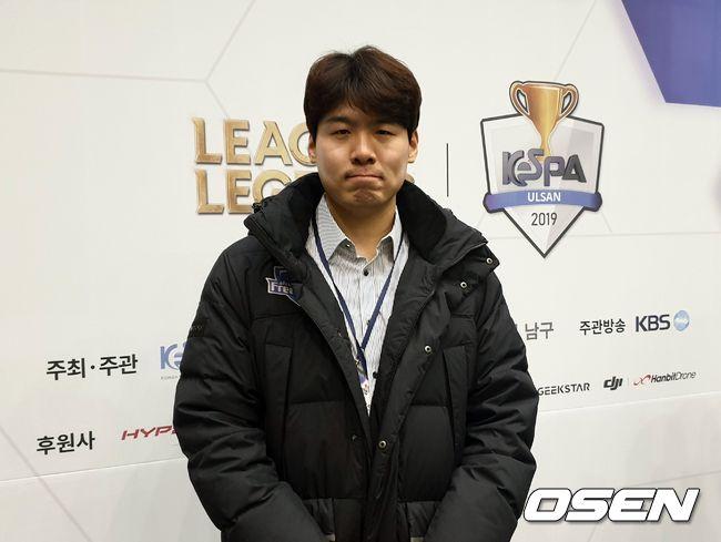 """[KeSPA컵] 최연성 아프리카 감독, """"계속 강해지는 모습 보여주고 파"""""""