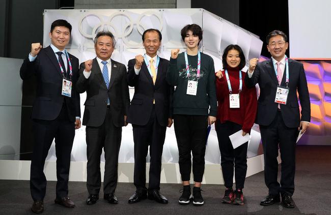 2024 동계청소년올림픽 유치단, IOC 총회 PT서 남북 분산 개최도 강조