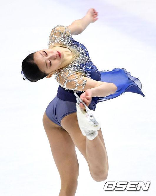 유영, 로잔 동계청소년올림픽 피겨 여자 싱글 쇼트 1위 등극