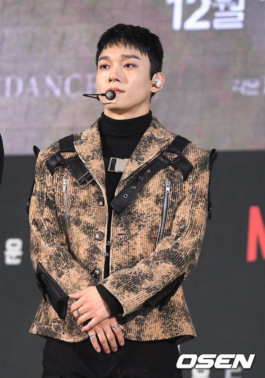 엑소 첸, '결혼+임신' 발표→솔로앨범 역주행→루머 부인..이틀째 화제ing(종합)[공식]