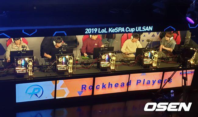 [오피셜] 락헤드, OZ 게이밍으로 창단… 선수-코치진 유지