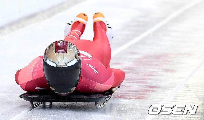 윤성빈, 스켈레톤 월드컵 5차 대회 은메달 3연속 입상