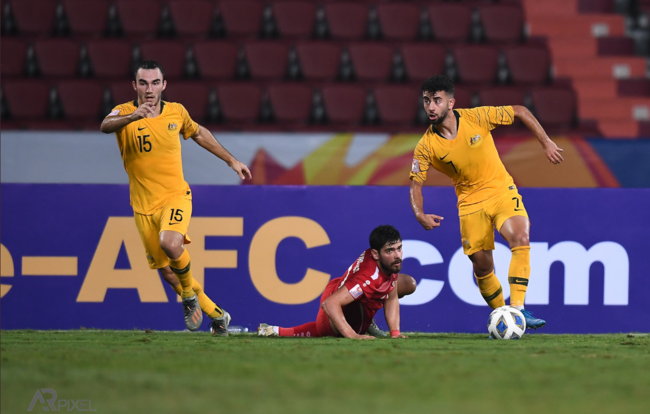 호주, 연장 접전 끝 시리아 1-0 제압...김학범호, 4강 진출시 격돌