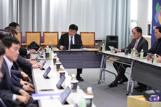 연맹, 2020년도 제1차 이사회 및 정기총회 개최