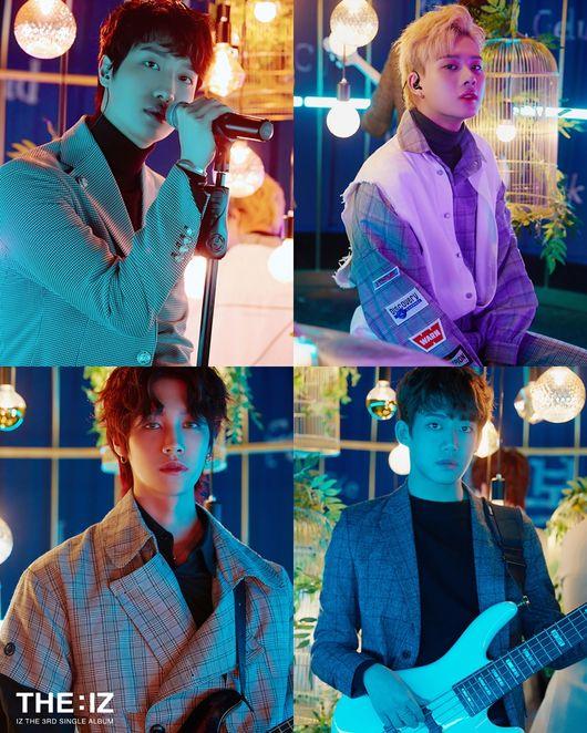 아이즈, 신곡 '더 데이(The Day)' 콘셉트 포토 공개..신비+카리스마